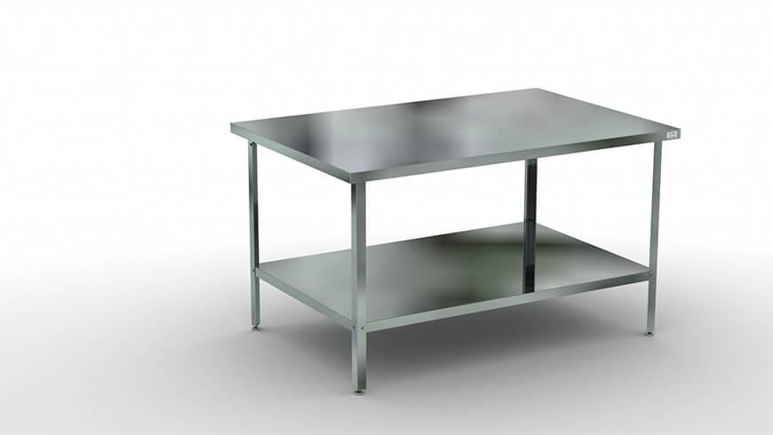 Складские металлические столы под заказ Минске