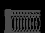 кованые перила