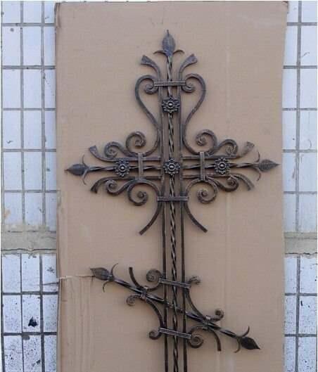 Кованные кресты