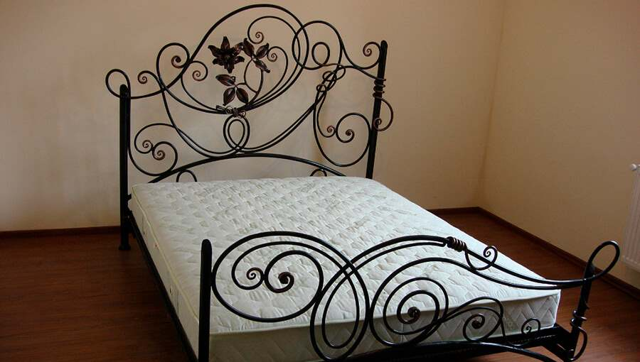 Кованая кровать - купить в Минске