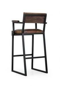 Барные стул в стиле лофт