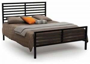 Кровать в стиле ЛОФТ 14