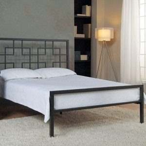 Кровать в стиле ЛОФТ 16