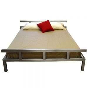 Кровать в стиле ЛОФТ 18