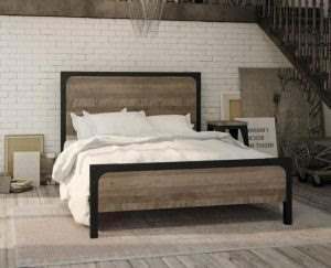 Кровать ЛОФТ 7