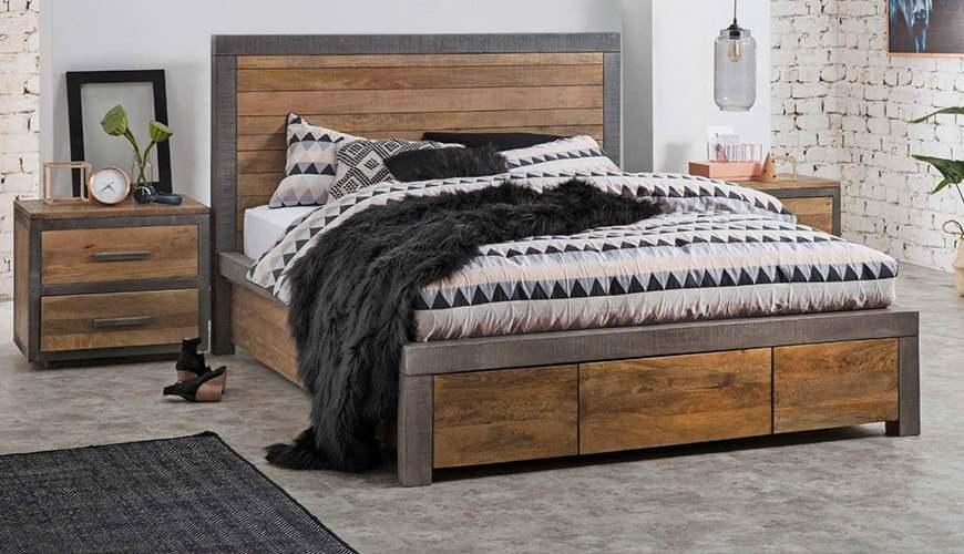 Купить кровать ЛОФТ