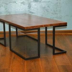 Журнальный столик лофт 15
