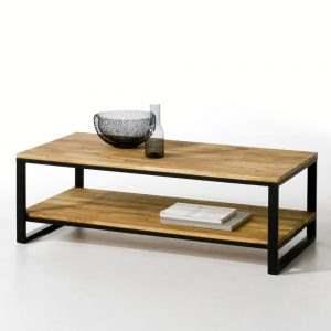 Журнальный столик лофт 2
