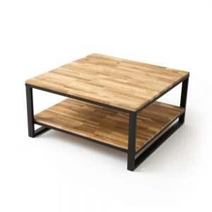 Журнальный столик лофт 3